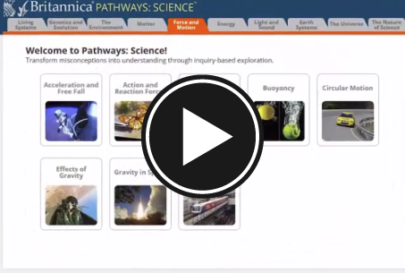 Britannica Pathways: Science - image